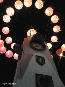 Seribu lampion @Pasar Gede..
