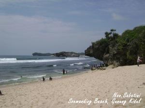 Pantai Soemanding..