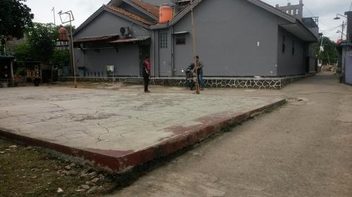 Lapangan Belakang Rumah Haji Sugeng