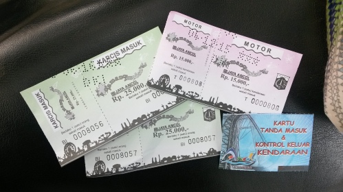 Tiket Masuk Ancol