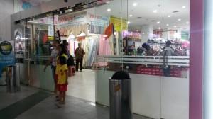 Pasar Mayestik Jakarta Selatan