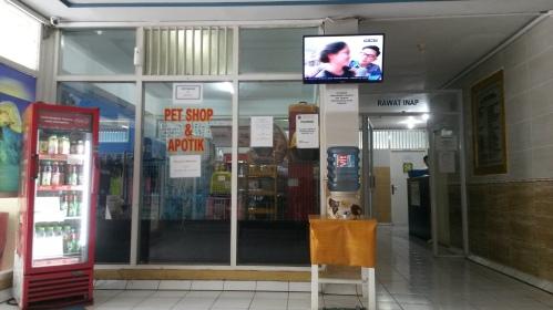 UGD Rumah Sakit Hewan Ragunan