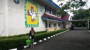 Rumah Sakit Hewan Ragunan