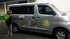 Pet Taxy RSH Ragunan